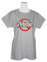 No Whining Mom T-Shirt
