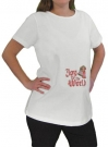 Joy to the World Maternity T-Shirt