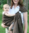 Chocolate Mist Hemp Baby Sling